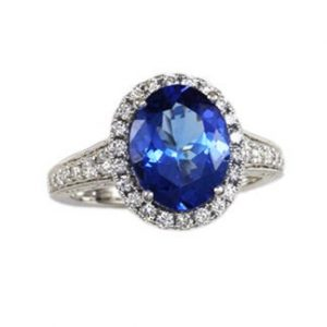 Gems and Diamonds Ring
