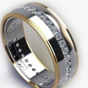 Diamond Men's Ring